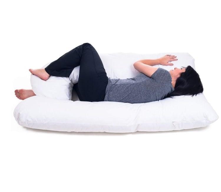 Bluestone Full Body Contour U Shape Pregnancy Pillow