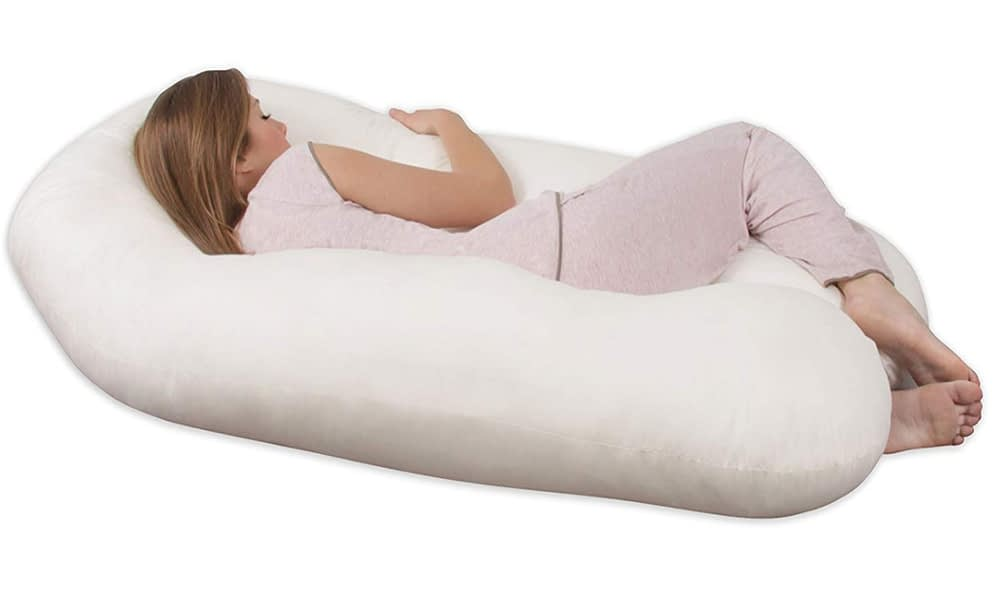 Leachco Back N Belly Contoured Body Pillow Review