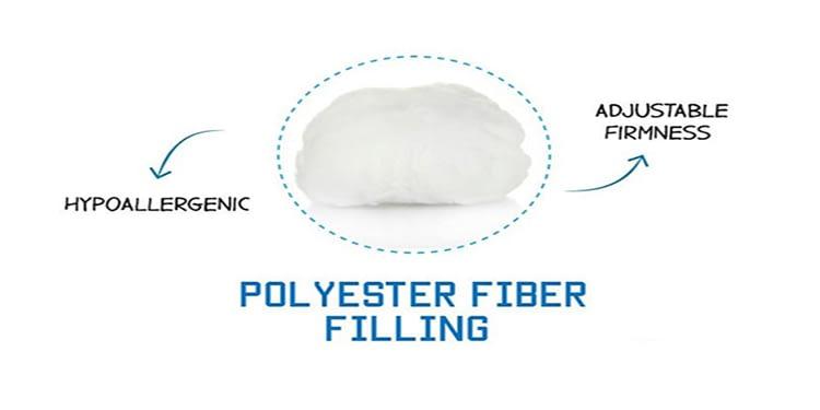Polyester Fiber Filling Pregnancy Pillow